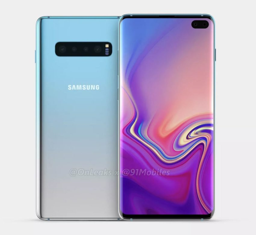 Samsung Galaxy S10+ Leak (2)