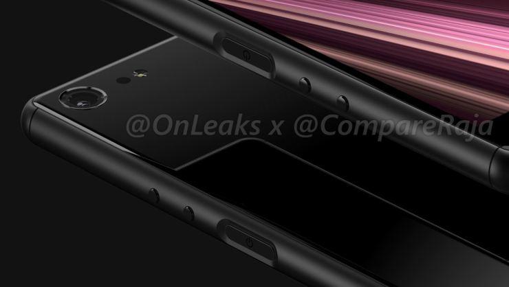 Sony Xperia XZ4 Compact Leak