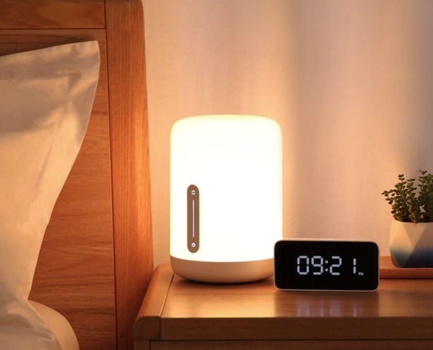 xiaomi hat eine neue smarte lampe f r den nachttisch. Black Bedroom Furniture Sets. Home Design Ideas