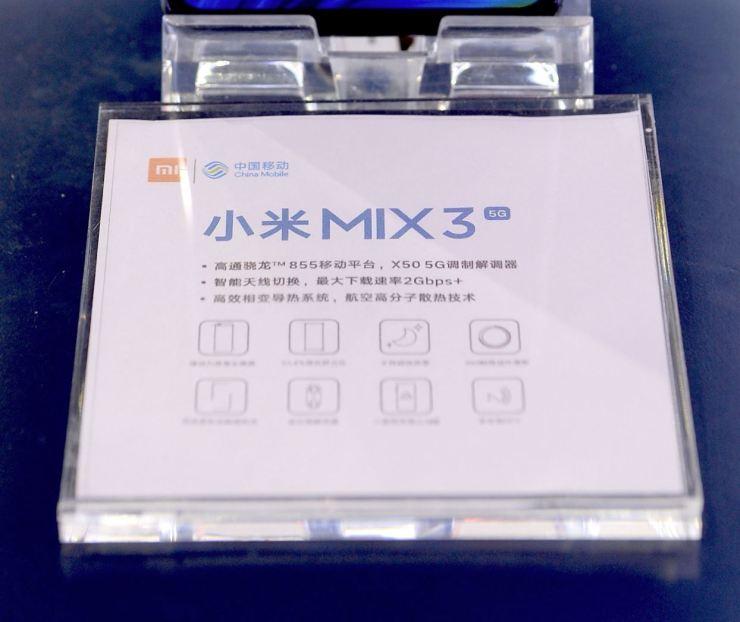 Xiaomi Mi Mix 3 Snapdragon 855 Leak (1)