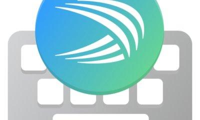 Swiftkey App Logo Header