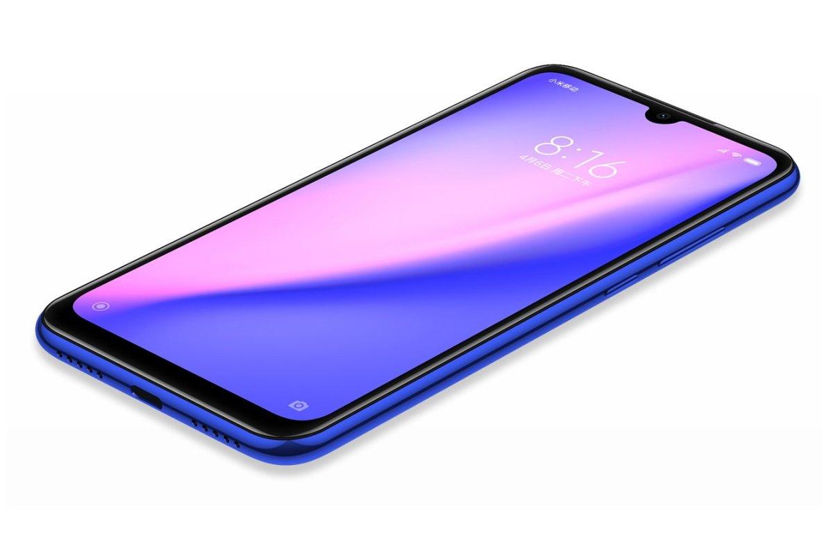 Xiaomi Redmi Note 7 Header