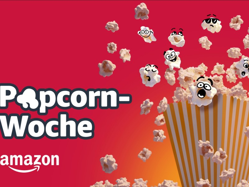 Amazon Popcorn-Woche
