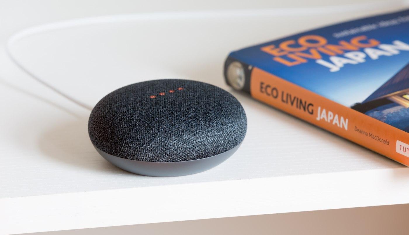 Google Duo erlaubt Sprachanrufe über Google Home-Lautsprecher