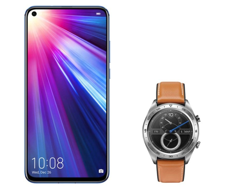 Honor View 20 plus Honor Watch