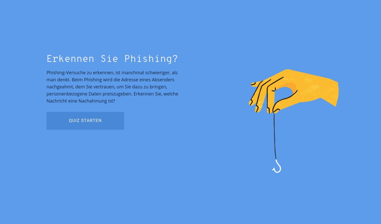 Google-Quiz: Kannst du Phishing-Mails erkennen?