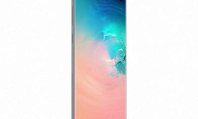Samsung Galaxy S10 Header