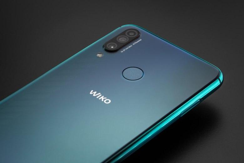 Wiko View3 Header