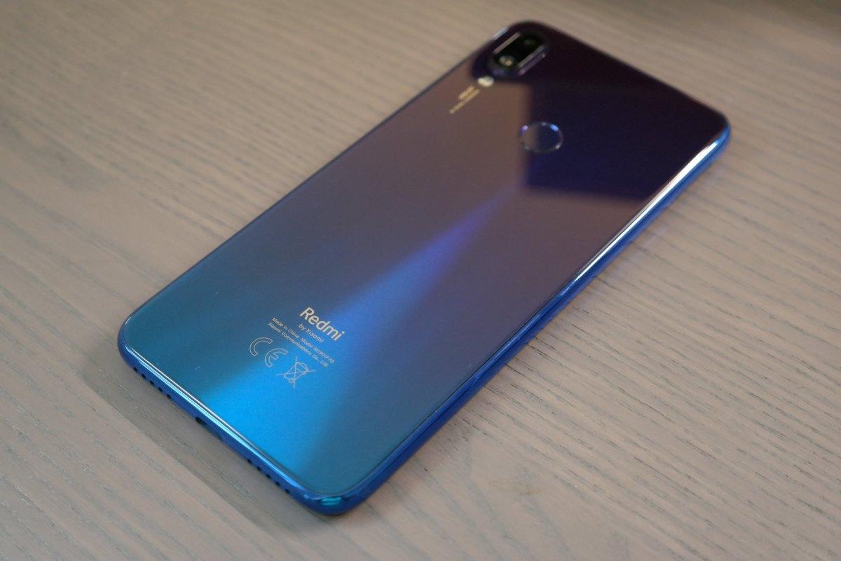 Xiaomi Redmi Note 7 Test