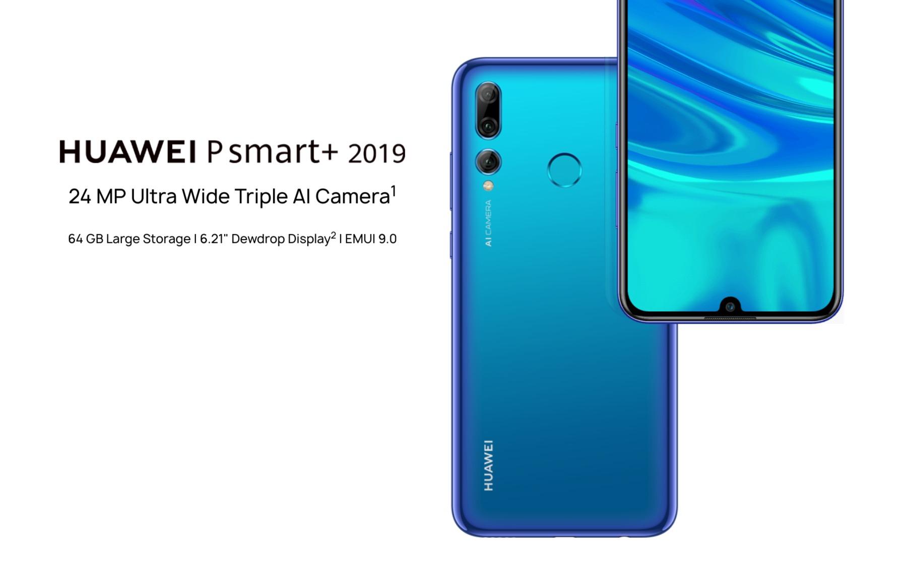 Huawei P Smart+ 2019 für nur 179€ bei Lidl im Angebot