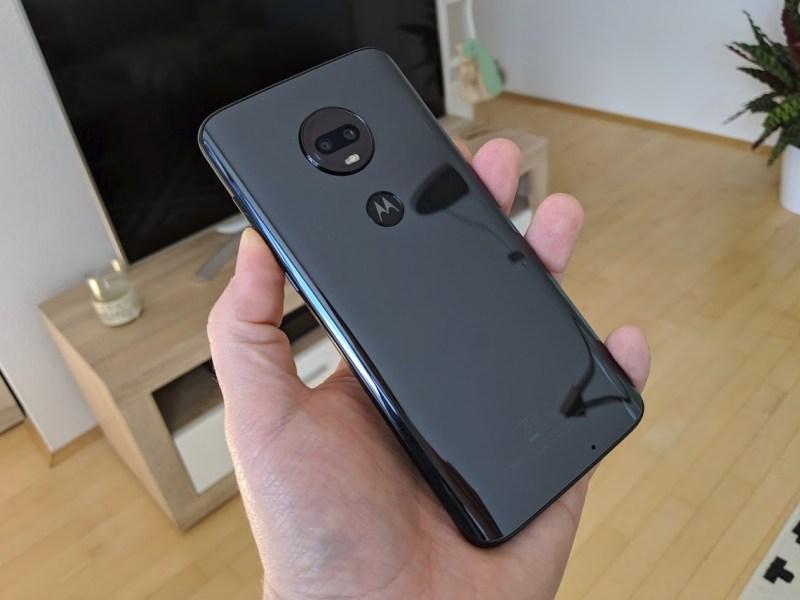 Motorola Moto G7 Test
