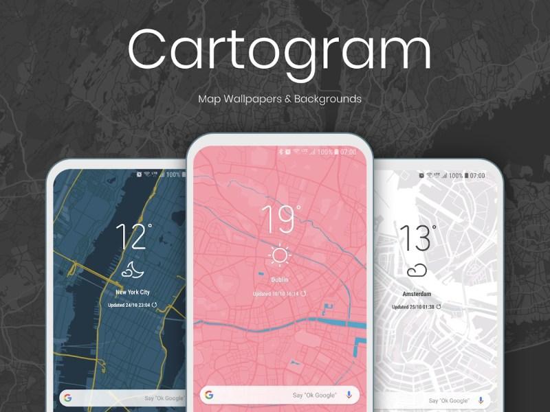 Cartogram Header