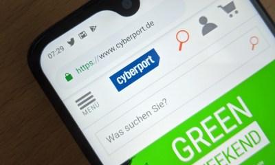Cyberport Green Weekend Header