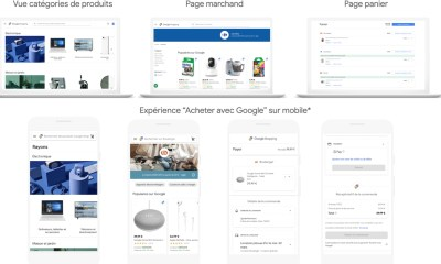 Google Shopping Redesign