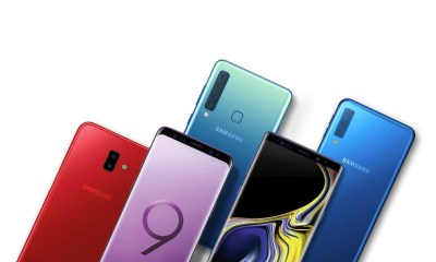 Samsung Smartphones Header 2019
