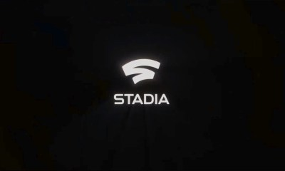 Stadia Logo Event Header