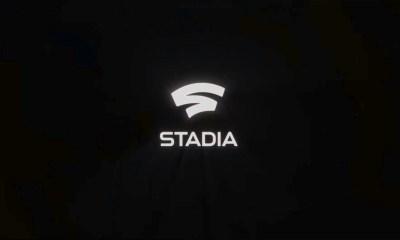 Stadia Logo Event Header