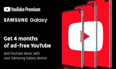 YouTube Premium S10 Free