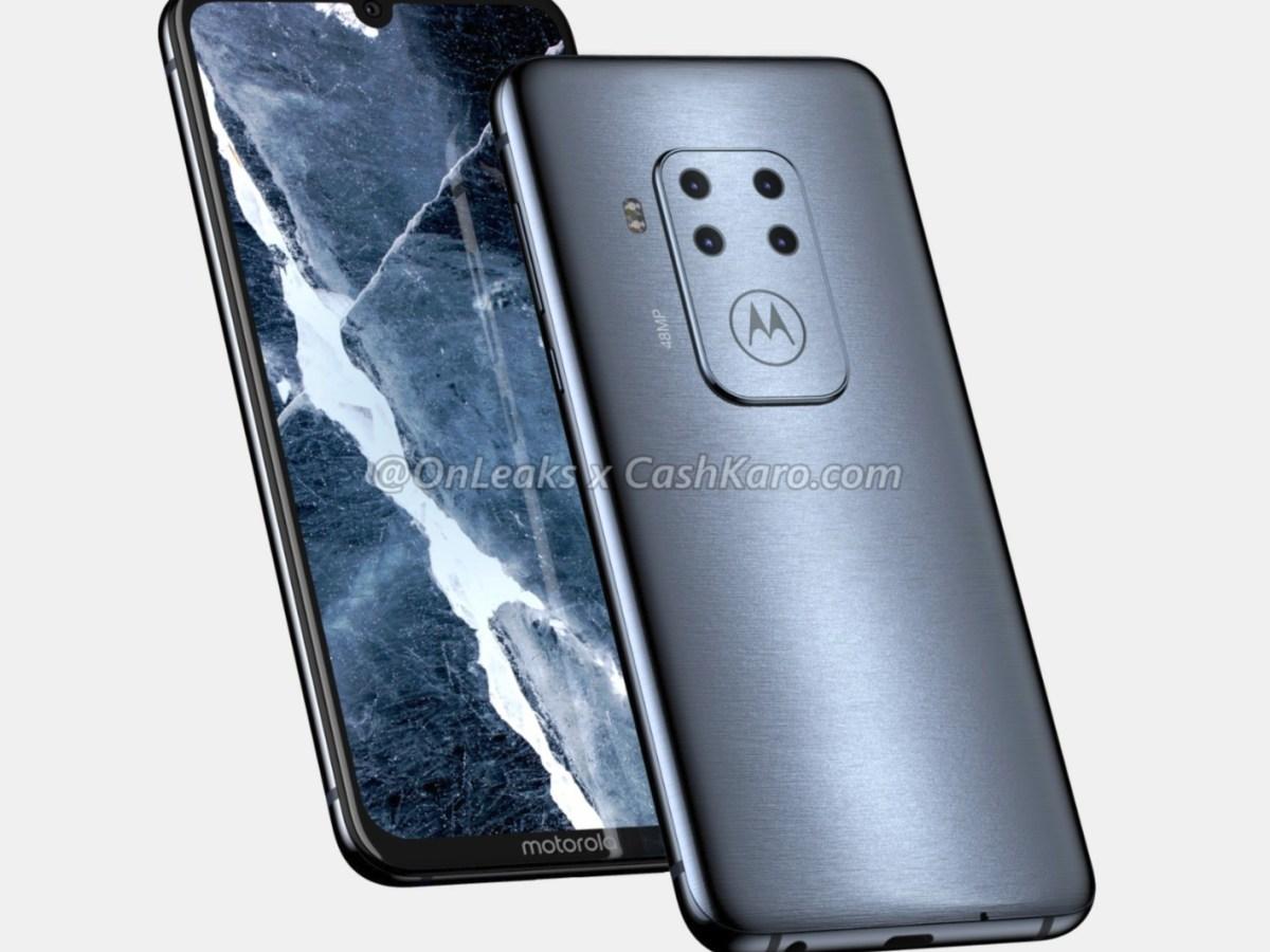 Motorola April 2019 Leak
