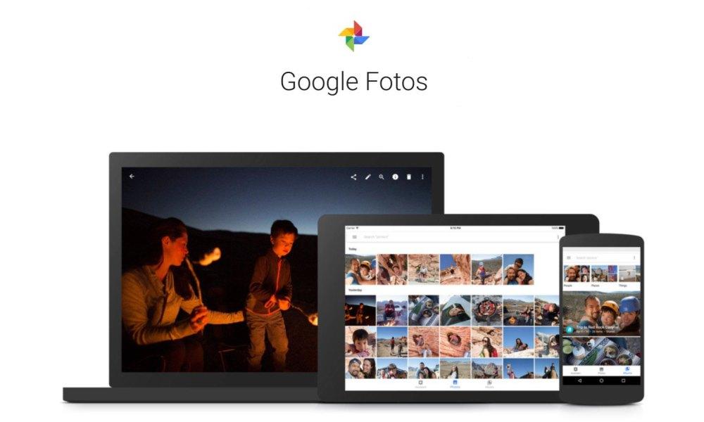 Google Fotos Header 2019