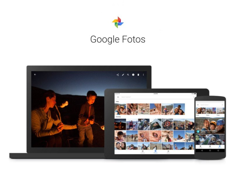 Google Fotos Header 2019