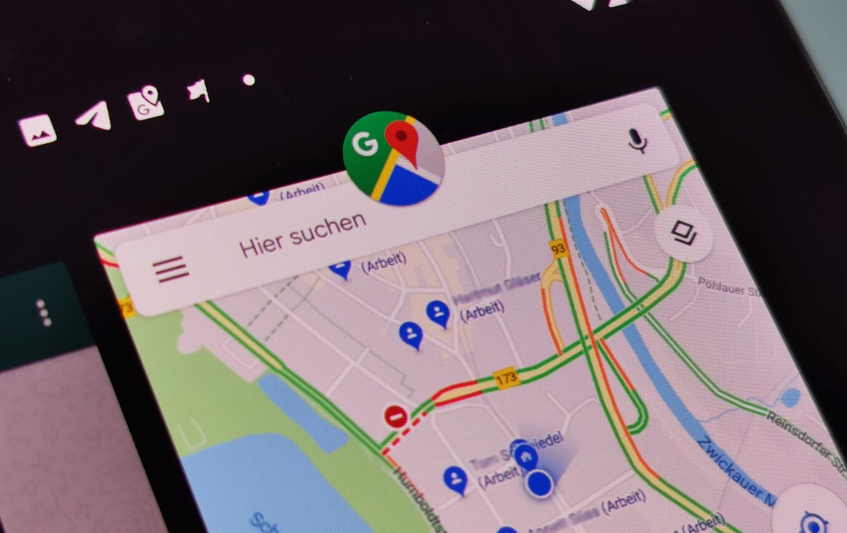 Warum Google Maps für Android komplett umgebaut wird