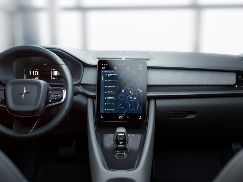 Android Automotive OS Header