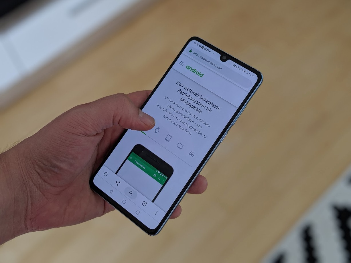 Exklusiver Bericht will Huawei-Smartphones verraten, die Android Q erhalten werden