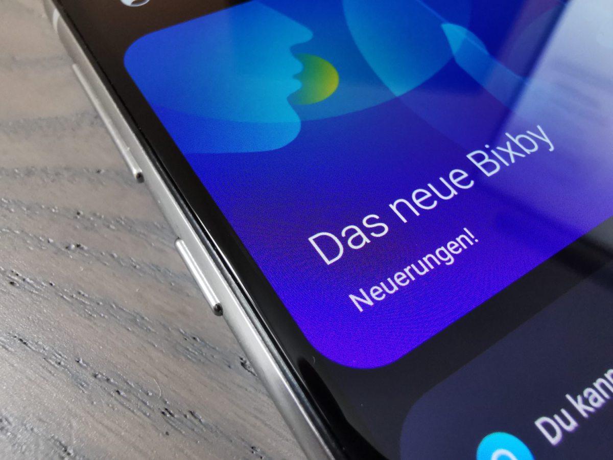 Bixby Taste Galaxy S10 E Header