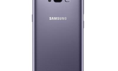Samsung Galaxy S8 Grau