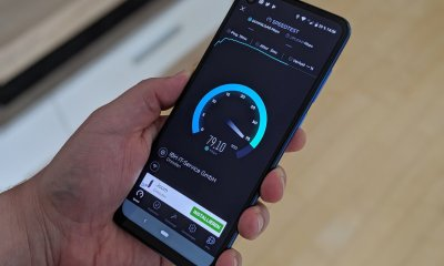 Speedtest LTE WLAN Internet Header
