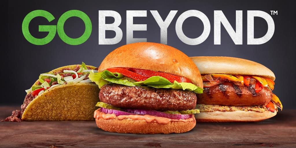 Beyond Meat Header