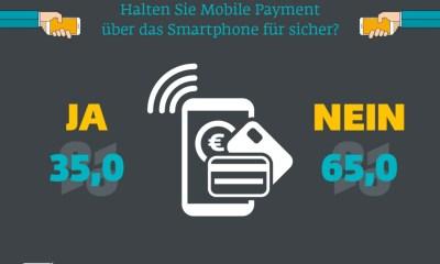 Eset Umfrage Mobile Payment