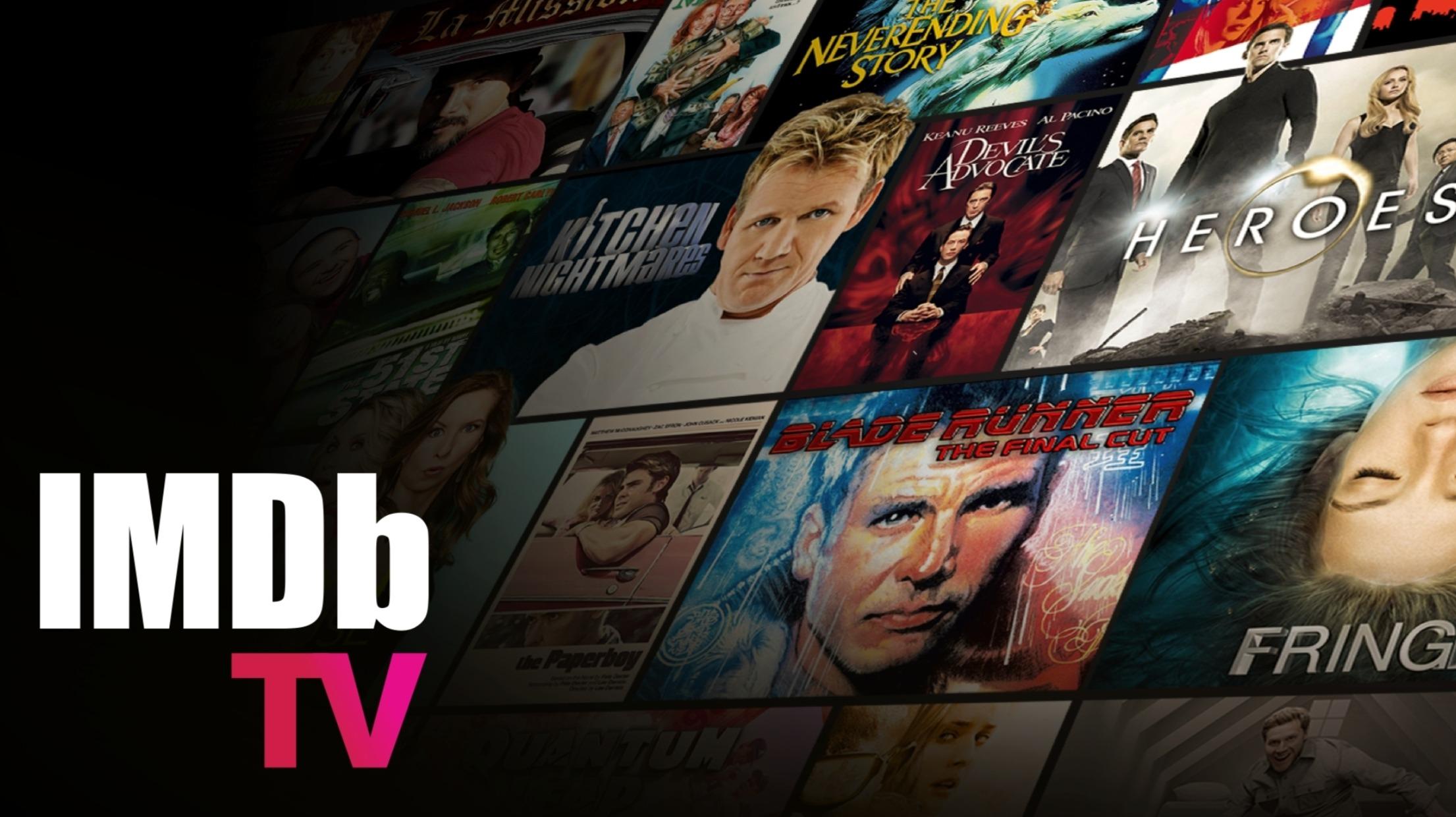 Streaming: Amazon bringt kostenloses IMDb TV nach Europa