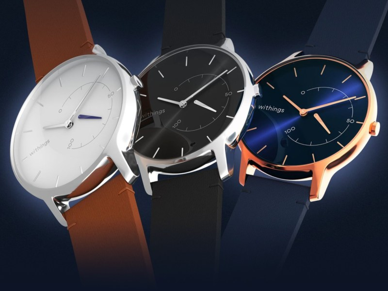 Withings Move Timeless Chic Header
