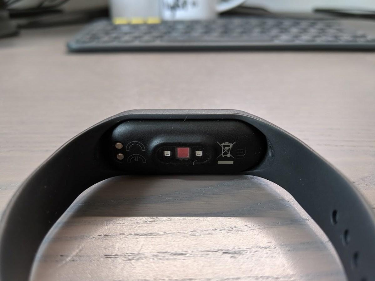 Xiaomi Mi Band 4 Test