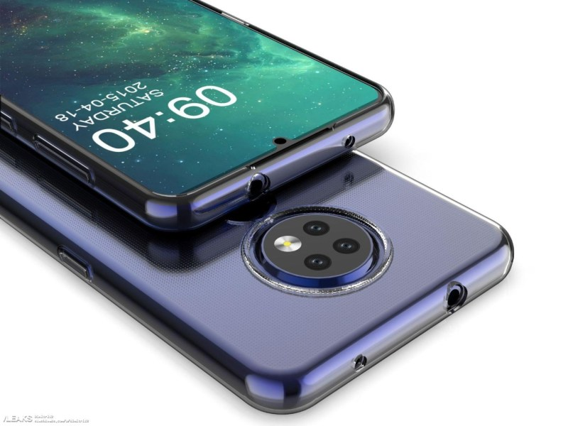 Nokia 7.2 Case Leak