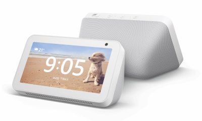 Amazon Echo Show 5 Alexa Header