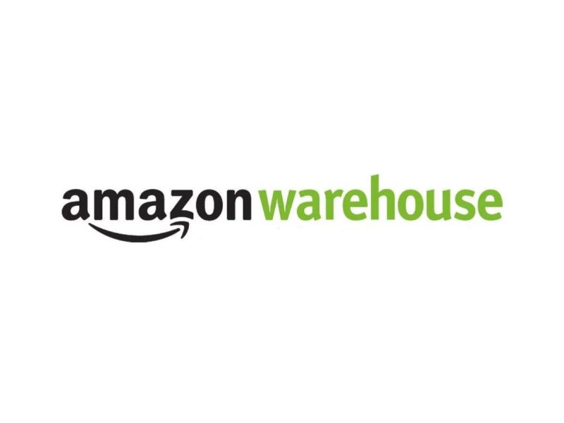 Amazon Warehouse Deals HEader