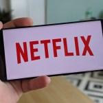 Netflix auf Display Header