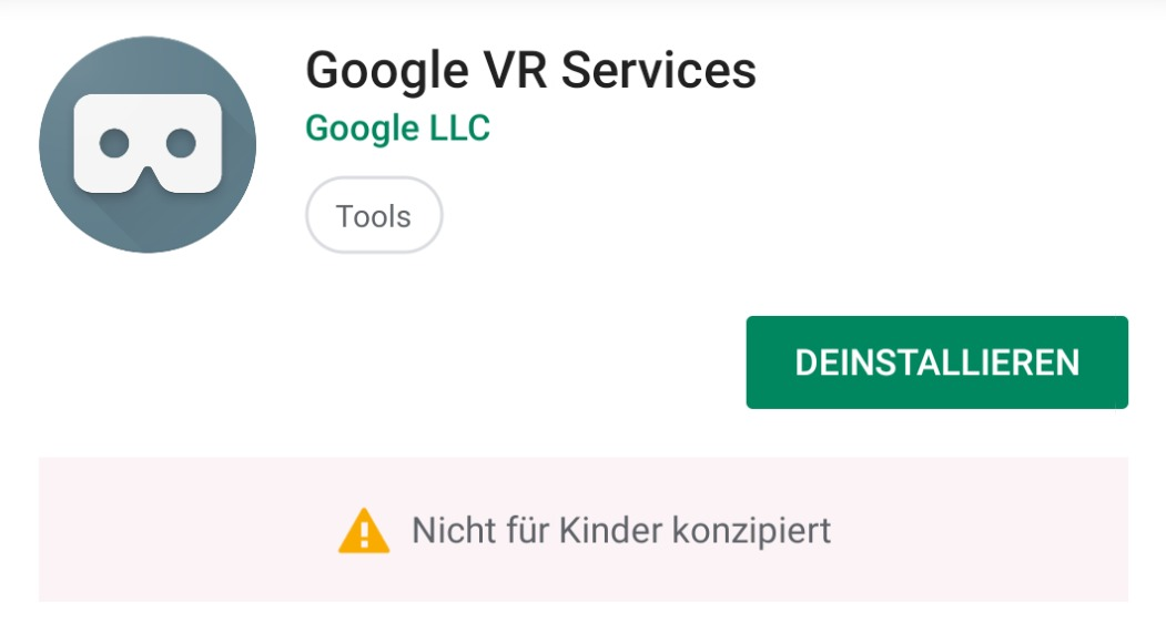 Play Store Apps Laden Nicht