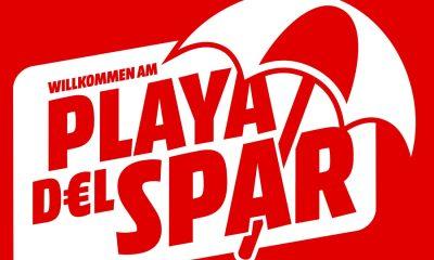 Playa del Spar MediaMarkt Aktion Header