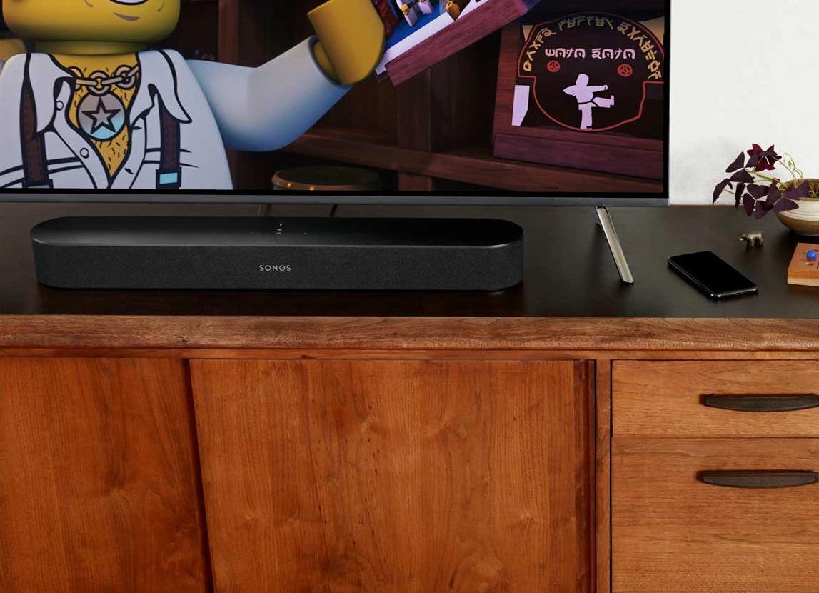 Sonos Beam Header