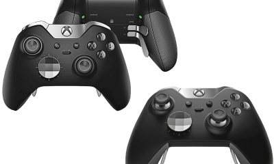 Xbox One X Elite Controller Header