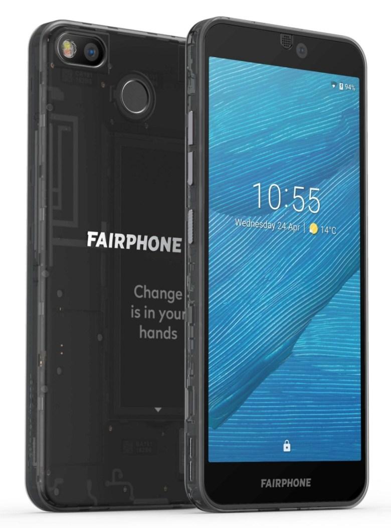Fairphone 3 Leak