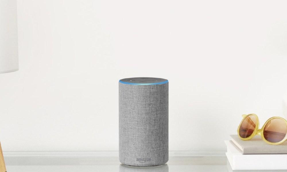 Amazon Echo 2 Gen Stoff Header