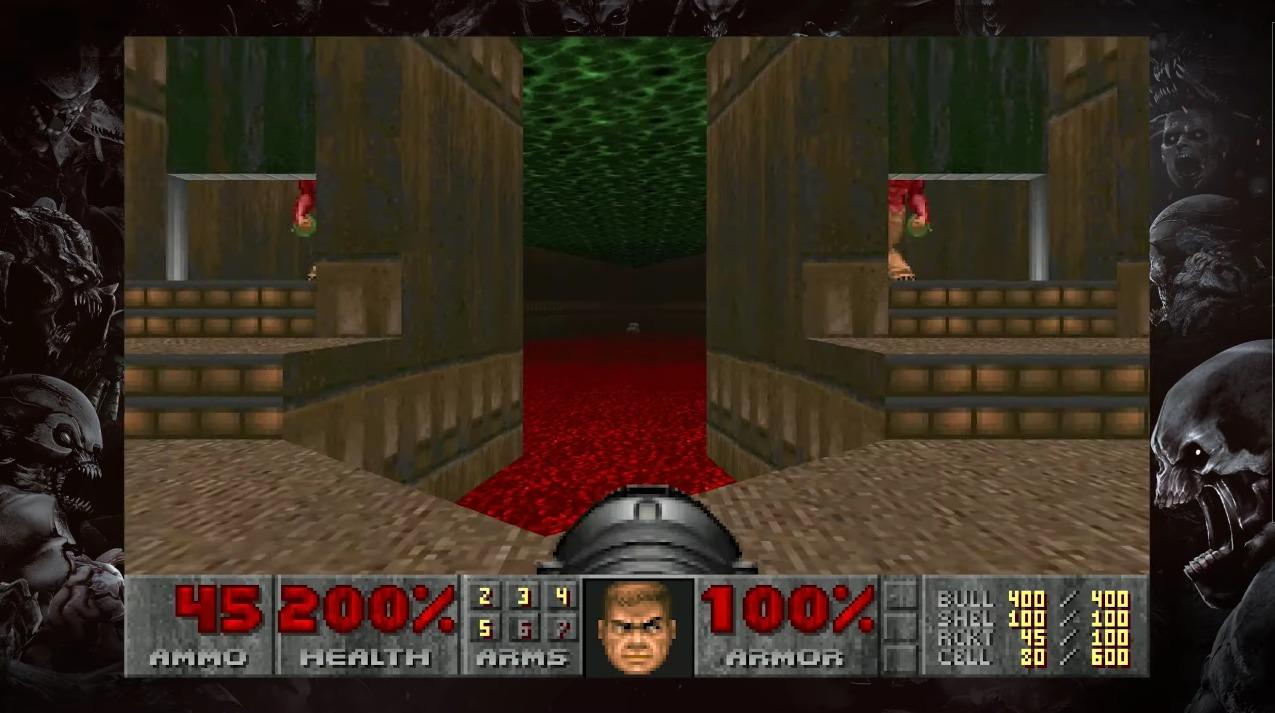 Zwei der Doom-Klassiker sind jetzt im Google Play Store verfügbar