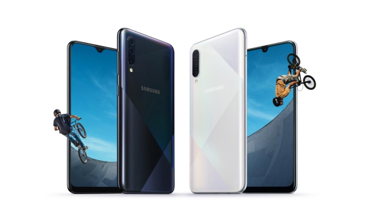 Samsung: Sagt Hallo zum neuen Galaxy A50s und Galaxy A30s