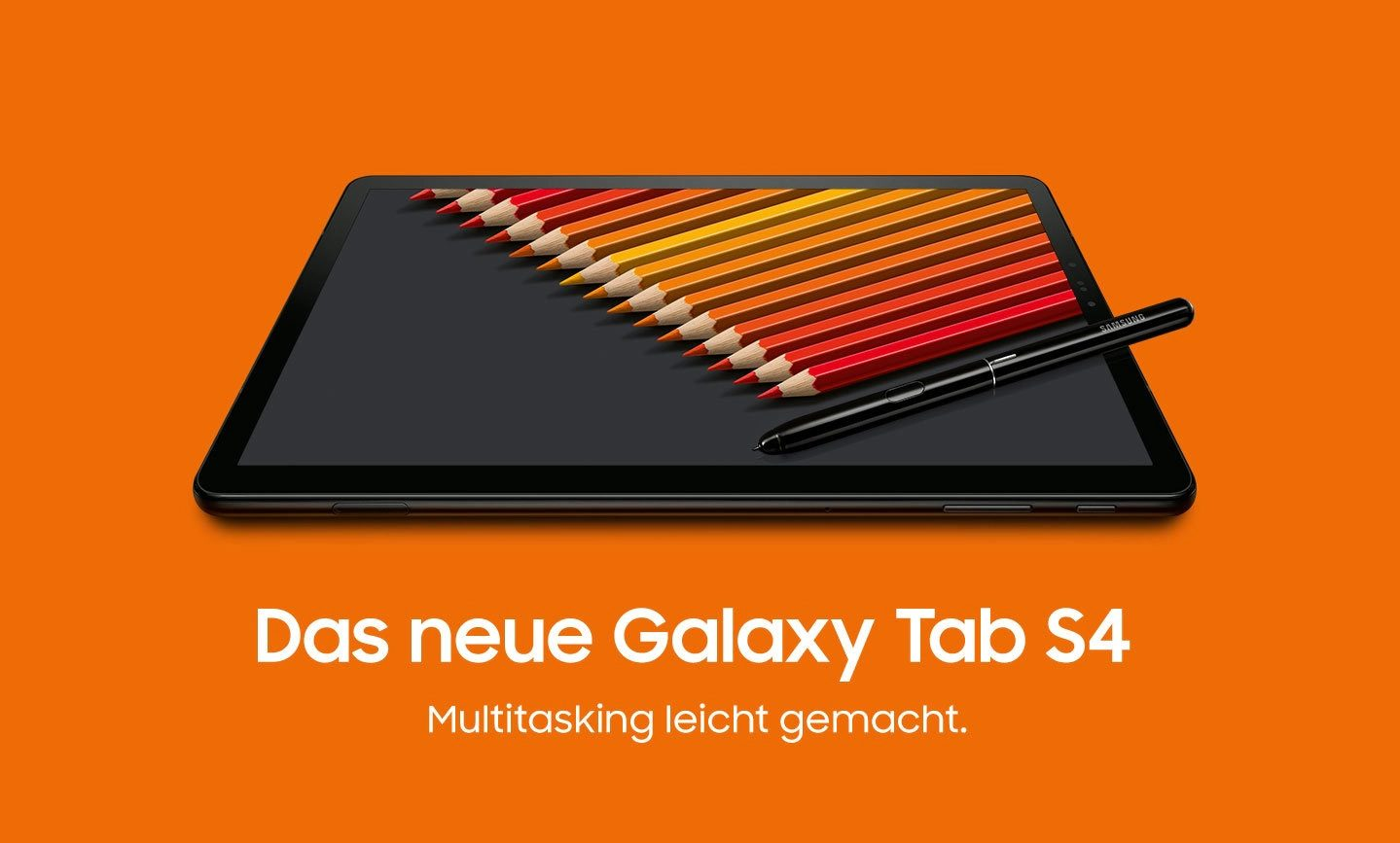 Samsung Galaxy Tab S4 64 GB zum Bestpreis als Ebay-Wow-Deal