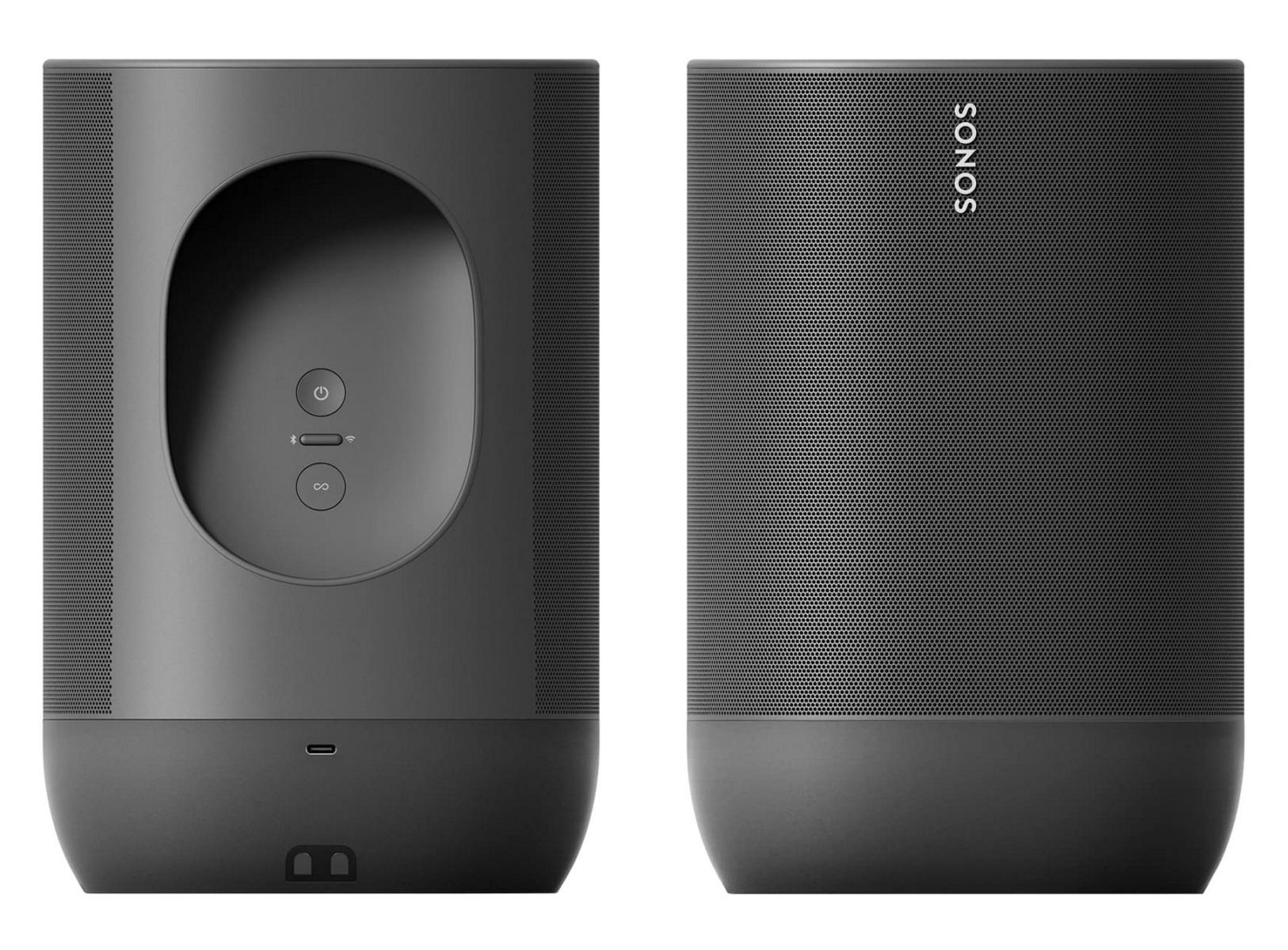 Move: Mehr Bilder und Details zum ersten portablen Sonos-Lautsprecher mit Bluetooth